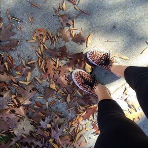 Vans Cheetah Sneakers